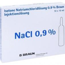 KOCHSALZLÖSUNG 0,9% Injektionslösung 10X10 ml