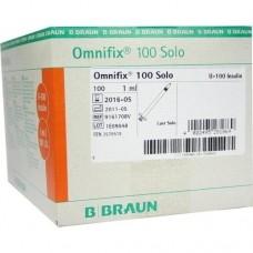 OMNIFIX Insulinspr.1 ml f.U100 100 St