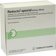 REDUCTO Spezial überzogene Tabletten 100 St
