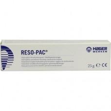MIRADENT Zahnfleisch-Wundenschutz Reso-Pac 25 g