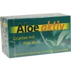 ALOE AKTIV Vitaltee Filterbeutel 20 St