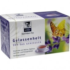 BADERS Apotheken Tee Gelassenheit Filterbeutel 20 St
