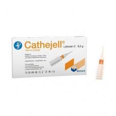 CATHEJELL Lidocain C steriles Gleitgel ZHS 8,5 g 5 St