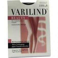 VARILIND Beauty 100den AT Gr.1 schwarz 1 St