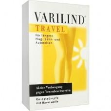 VARILIND Travel 180den AD L BW beige 2 St