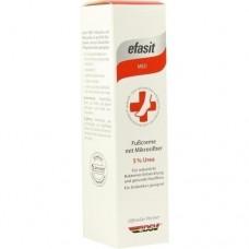 EFASIT MED Fußcreme Mikrosilber 75 ml
