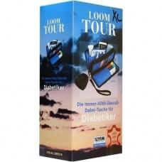 LOOM Tour XL milano Diabetikertasche Leder 1 St