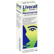 LIVOCAB direkt Nasenspray 5 ml