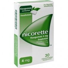 NICORETTE 4 mg freshmint Kaugummi 30 St