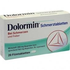 DOLORMIN Filmtabletten 20 St