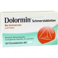 DOLORMIN Filmtabletten 30 St