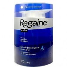 REGAINE Männer Schaum 50 mg/g 3X60 ml