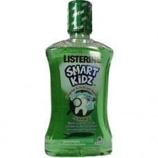 LISTERINE SMART KIDZ Minzgeschmack Lösung 500 ml