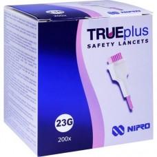 GLUCOPRO TM Safety Lancet 23G 200 St