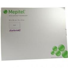 MEPITEL Silikon Netzverband 20x30 cm steril 5 St