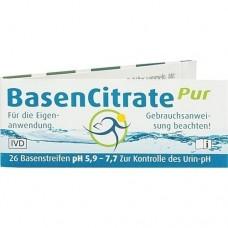 BASEN CITRATE Pur Teststr.pH 5,9-7,7 n.Apot.R.Keil 26 St