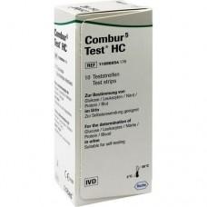 COMBUR 5 Test HC Teststreifen 10 St