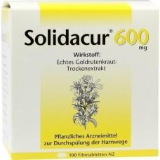 SOLIDACUR 600 mg Filmtabletten 100 St