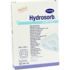 HYDROSORB comfort Wundverband 4,5x6,5 cm 5 St