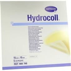 HYDROCOLL Wundverband 15x15 cm 5 St