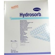 HYDROSORB Wundverband 20x20 cm 3 St