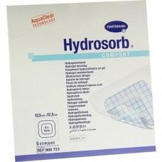 HYDROSORB comfort Wundverband 12,5x12,5 cm 5 St