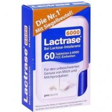 LACTRASE 6.000 FCC Tabletten im Klickspender 60 St