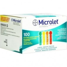 MICROLET Lanzetten 100 St