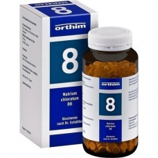 BIOCHEMIE Orthim 8 Natrium chloratum D 6 Tabletten 800 St