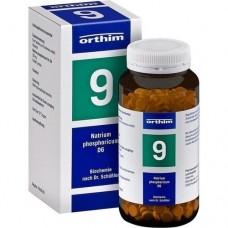 BIOCHEMIE Orthim 9 Natrium phosphoricum D 6 Tabl. 800 St