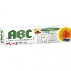 ABC Wärme-Creme Capsicum Hansaplast med 50 g