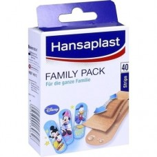 HANSAPLAST Family Pack Strips 40 St