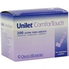 UNILET ComforTouch 28 G Lanzetten 200 St