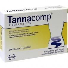 TANNACOMP Filmtabletten 20 St