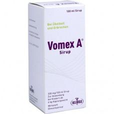 VOMEX A Sirup 100 ml