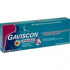 GAVISCON Dual 500mg/213mg/325mg Suspens.im Beutel 4X10 ml