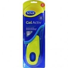 SCHOLL GelActiv Einlegesohlen Everyday men 2 St